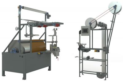 Finishing & Cylinder Drying Machine